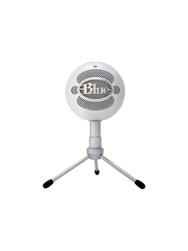 Image of   Blue Mic Snowball iCE - White