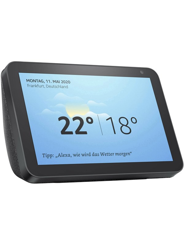 Image of   Amazon Echo Show 8 - Anthracit