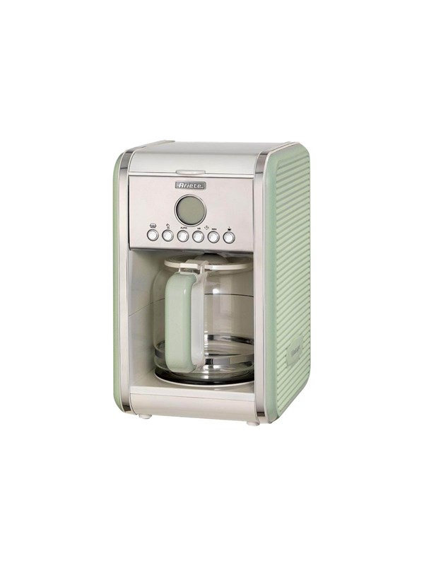 Image of   Ariete 1342 Vintage - coffee maker - green