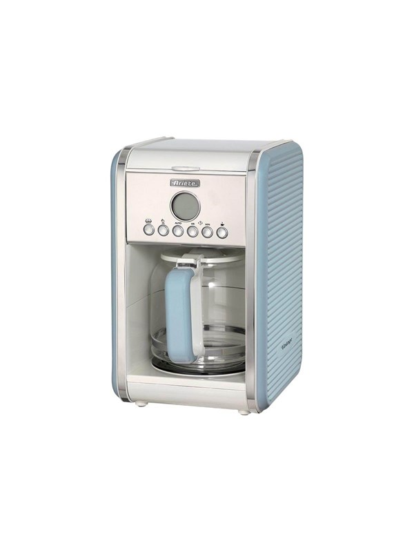Image of   Ariete 1342 Vintage - coffee maker - light blue