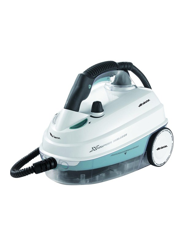 Ariete Damprenser 4146 XVapor Deluxe - steam cleaner - canister