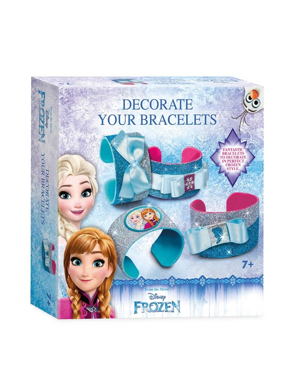 Image of   Clementoni Frozen 2 - Make your own Charms