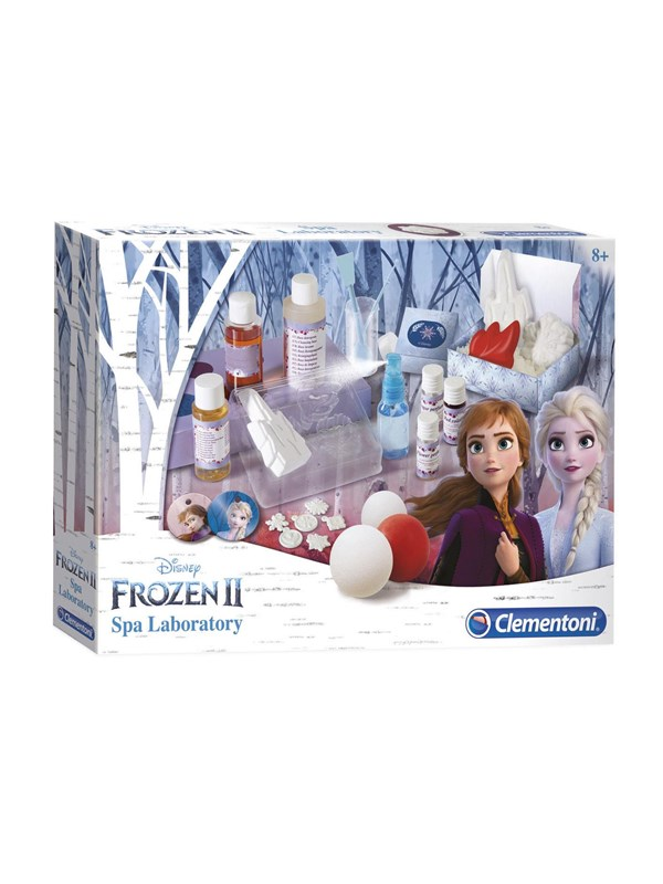 Image of   Clementoni Frozen 2 - Elsa&#39s Cosmetics Lab