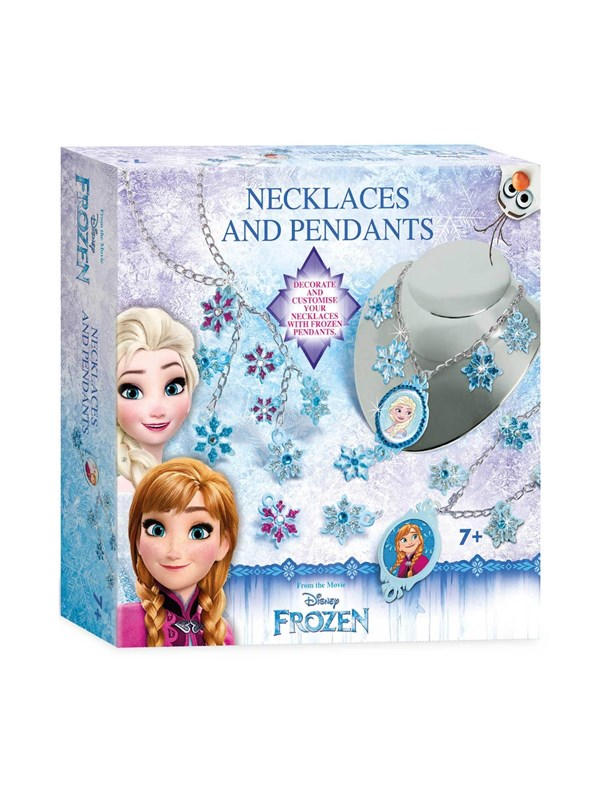 Image of   Clementoni Frozen 2 - Make your own bracelets