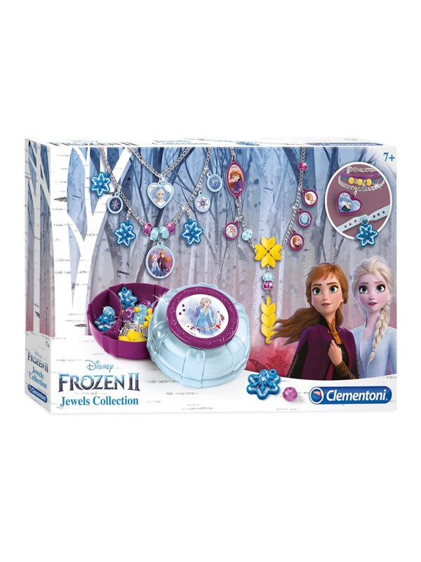 Image of   Clementoni Frozen 2 - Jewelry collection
