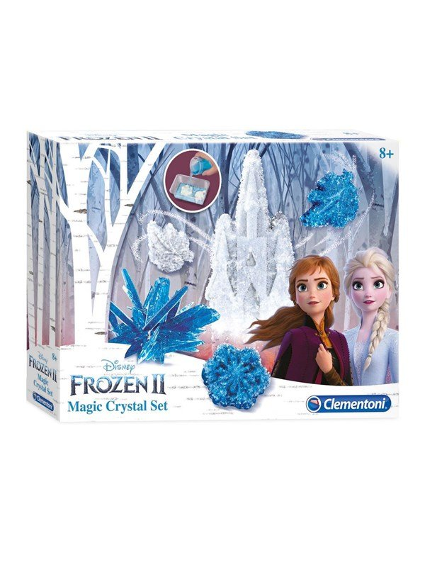 Image of   Clementoni Frozen 2 - Magical Crystal Set