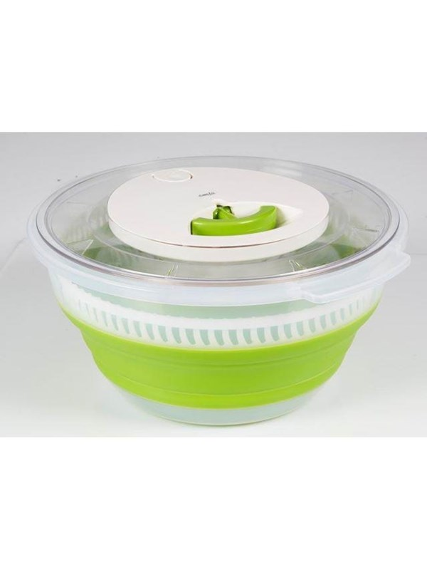 Image of   EMSA BASIC coll. salad spinner green