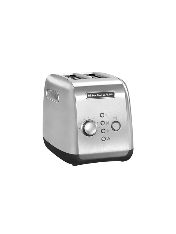 Image of   KitchenAid Brødrister 5KMT221ESX - Steel Silver