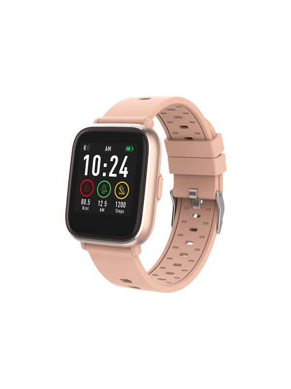 Image of   DENVER SW-161 - rose - smart watch with band - rose