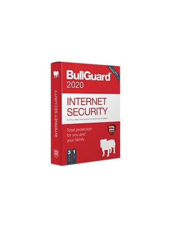 Image of   BullGuard Internet Security 2020 -