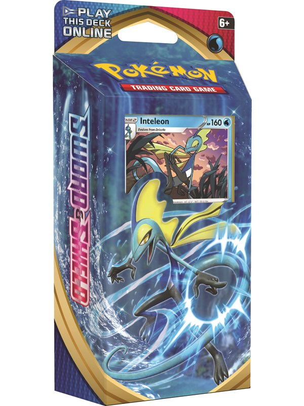 Image of   Pokemon Theme deck - Sword and Shield
