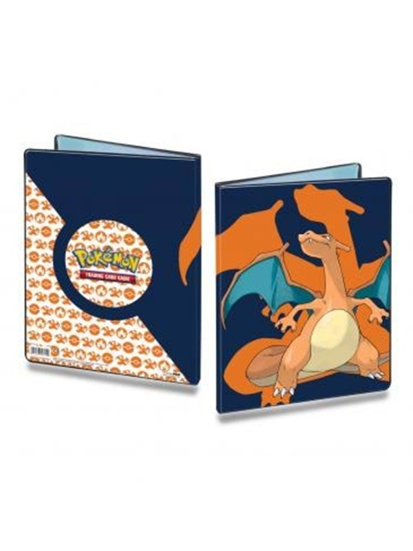 Image of   Pokemon Mappe A4 Charizard 2020 -