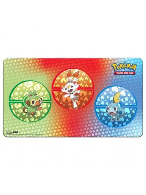 Image of   Pokemon Playmat Galar - Sword and Shield
