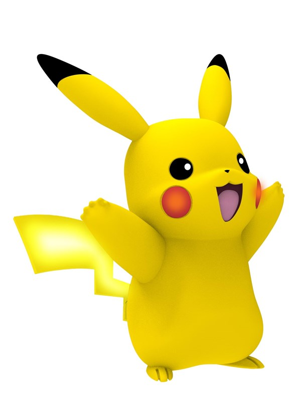 Image of   Pokemon Elektronisk My Partner Pikachu -