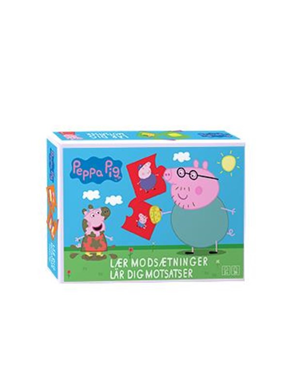 Image of   Barbo Toys Peppa Pig Opposites