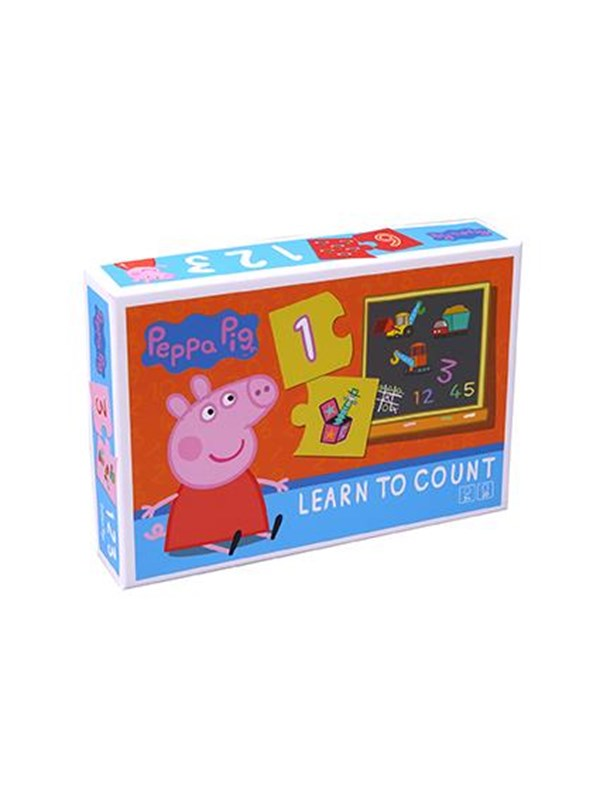 Image of   Barbo Toys Peppa Pig Learn to count