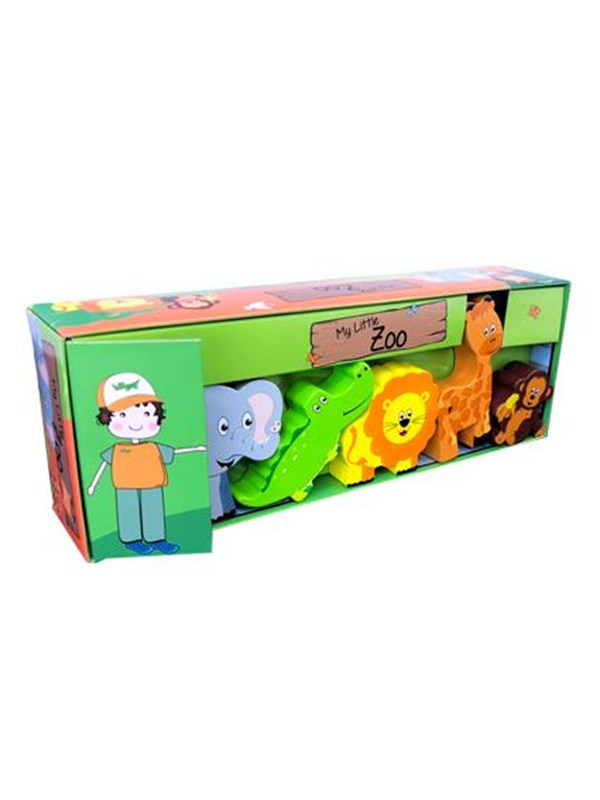 Image of   Barbo Toys Barbo Classic My Little Zoo