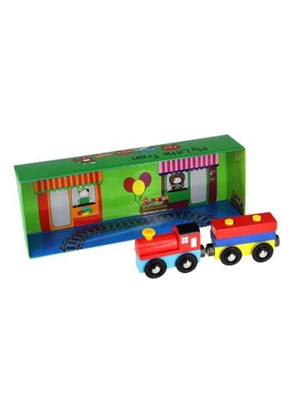 Image of   Barbo Toys Barbo Classic My Little Train