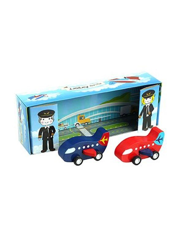 Image of   Barbo Toys Barbo Classic My Little Toy Box - Airport