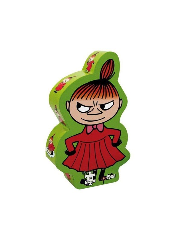 Image of   Barbo Toys Moomin - Puzzle Little My Floor
