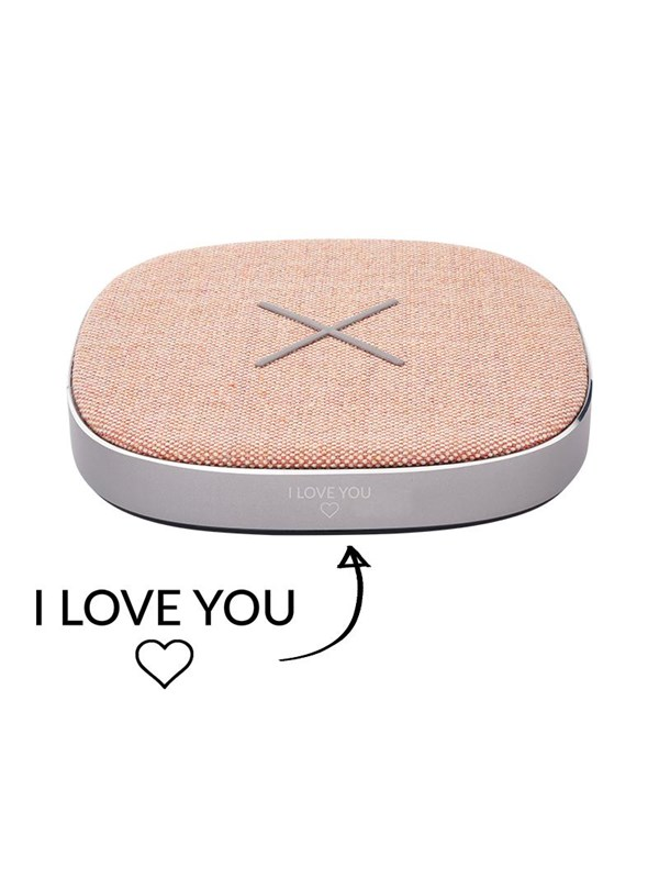 "SACKit CHARGEit ""I Love You"""