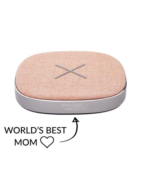 "SACKit CHARGEit ""World´s Best Mom"""