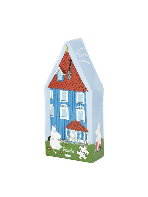 Image of   Barbo Toys Moomin - Puzzle* Moomin House Deco Puzzle Floor