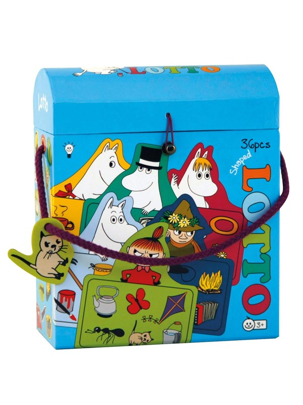 Image of   Barbo Toys Moomin Lotto
