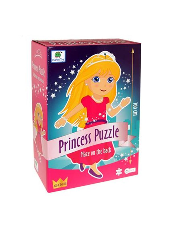 Image of   Barbo Toys Barbo Classic Princess Body Puzzle Floor