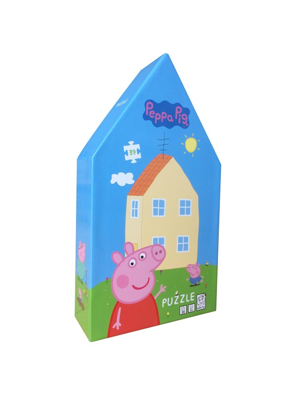 Image of   Barbo Toys Peppa Pig House Deco puzzle Floor