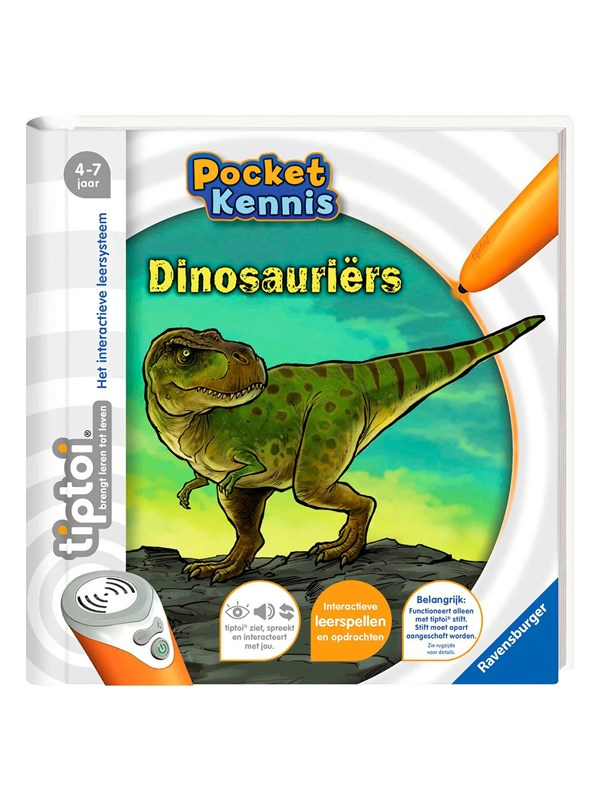 Ravensburger Tiptoi - Pocket knowledge Dinosaurs