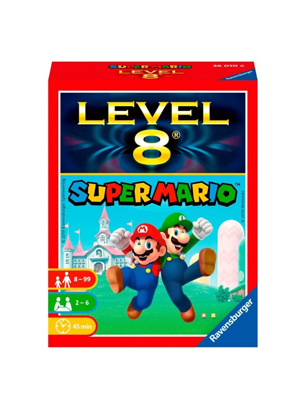 Ravensburger Super Mario Level 8