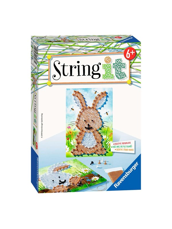 Ravensburger String It Mini - Rabbit