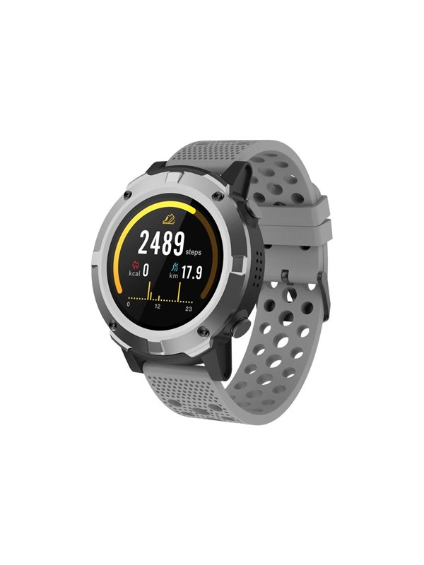 Image of   DENVER SW-660 - grey - smart watch with band - grey