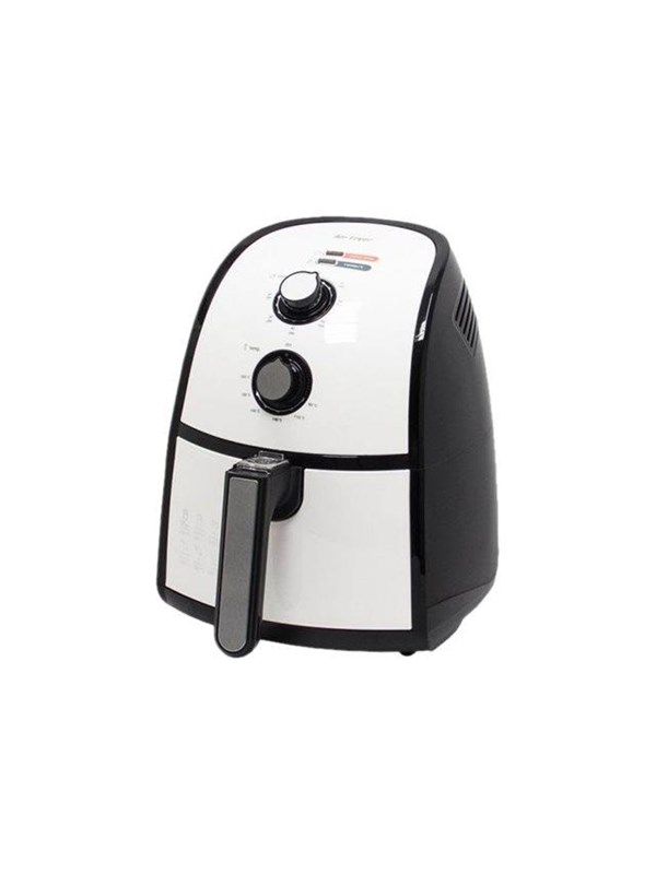 Image of   Clatronic FR 3667 H - hot air fryer - white/black