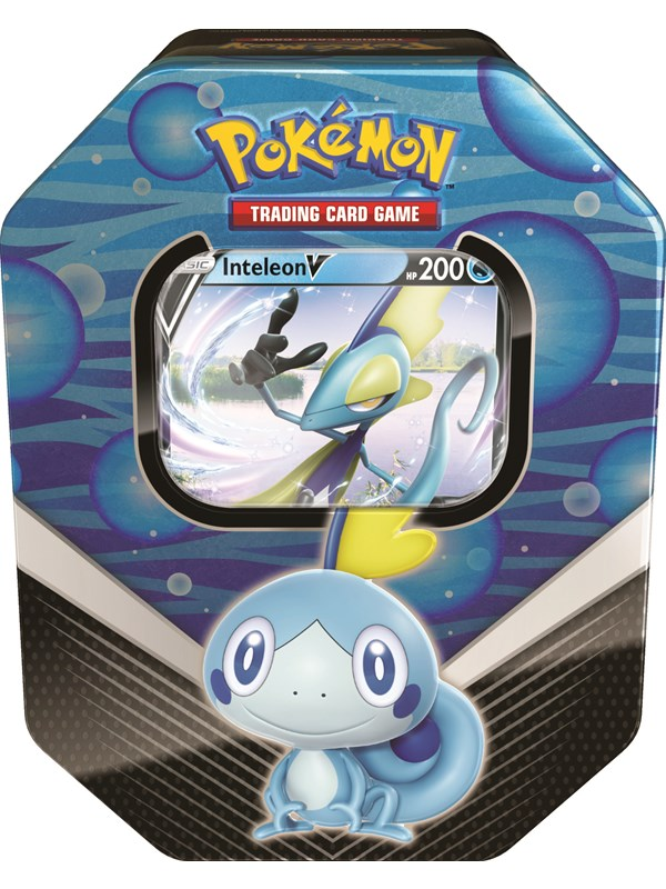 Image of   Pokemon Tin Galar Partner Sobbel - Sword and Shield
