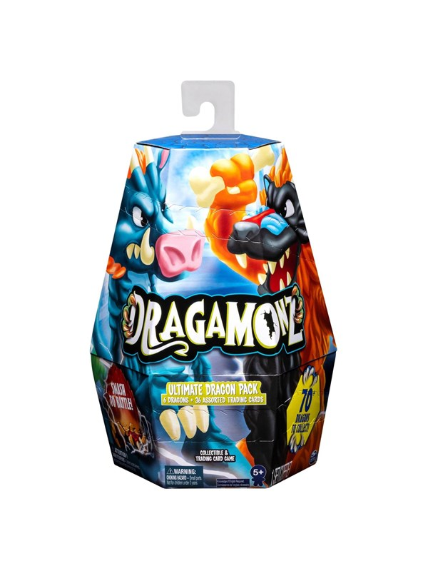 Image of   Dragamonz Ultimate Dragon pack