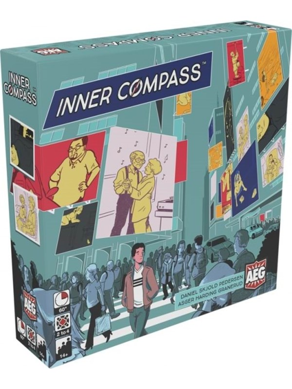 Image of   Asmodee Inner Compass (ENG)