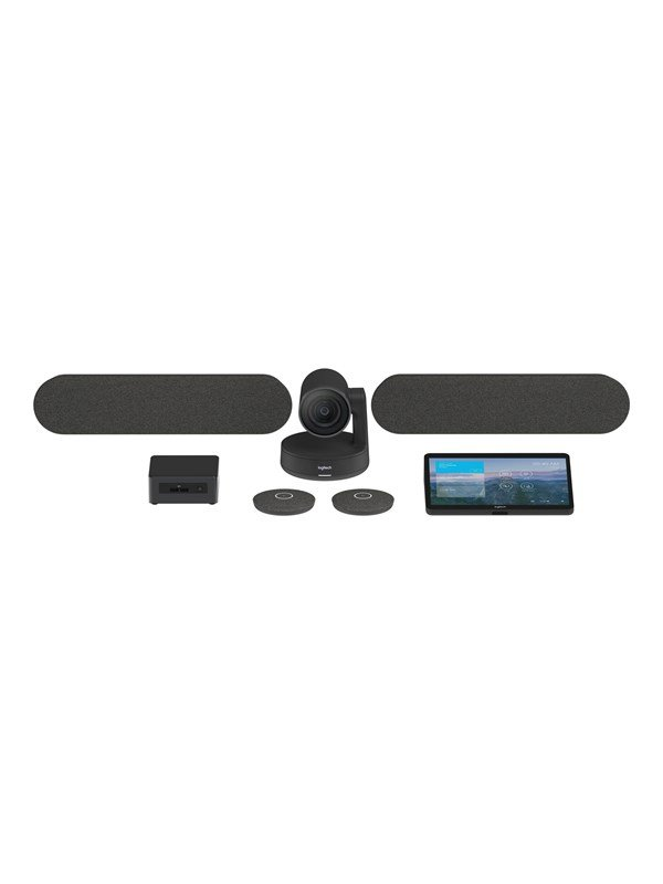 Image of   Logitech Tap for Microsoft Teams Large Rooms