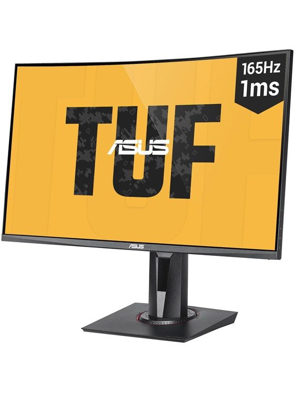 ASUS 27″ Skærm TUF Gaming VG27WQ – Sort – 1 ms AMD FreeSync
