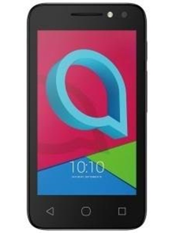 Image of   Alcatel OneTouch Pixi 4 4034D - Black