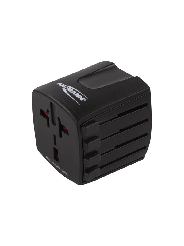 Image of   ANSMANN Travel plug All in One 2
