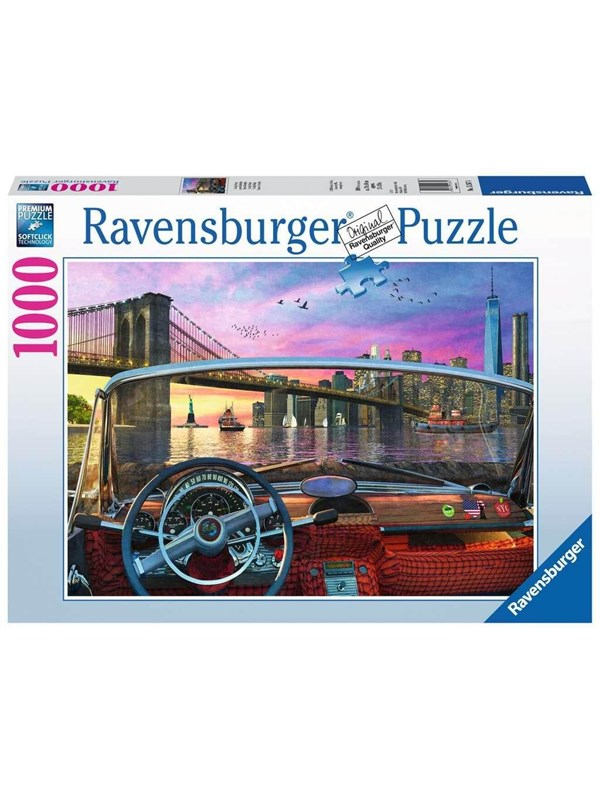 Ravensburger Brooklyn Bridge 1000p
