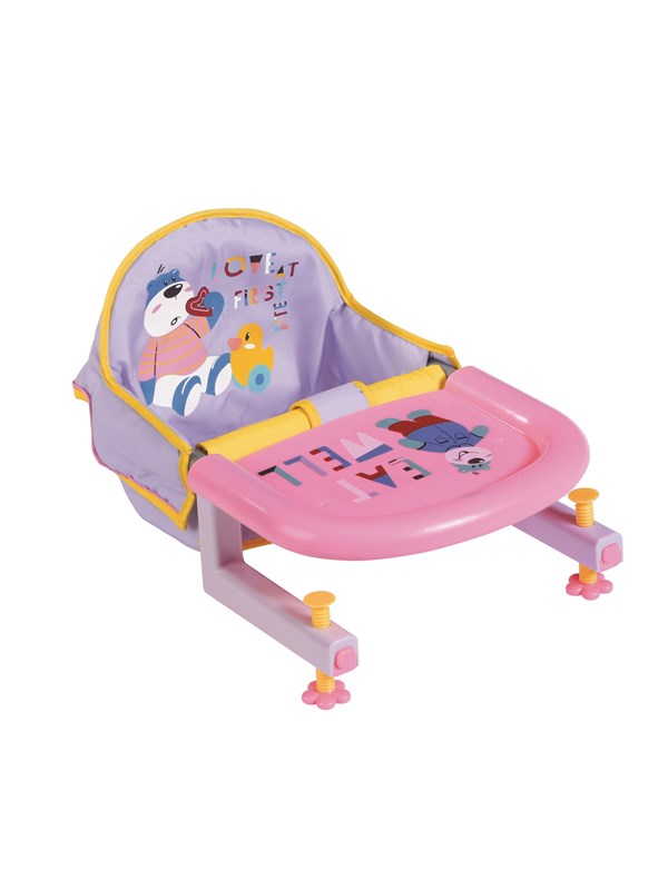 Image of   Baby Born Table Feeding Chair