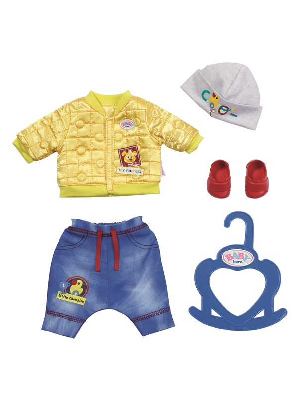Image of   Baby Born Little Cool Kids Outfit 36cm