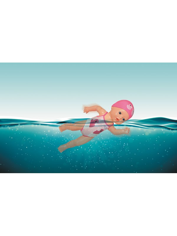 Image of   Baby Born My First Swim Girl 30cm