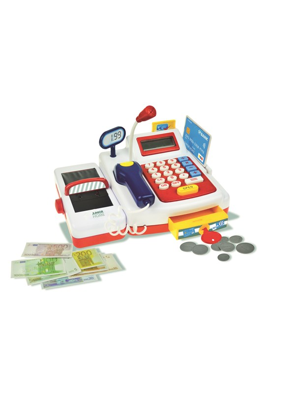 Image of   Junior Home Cash Register
