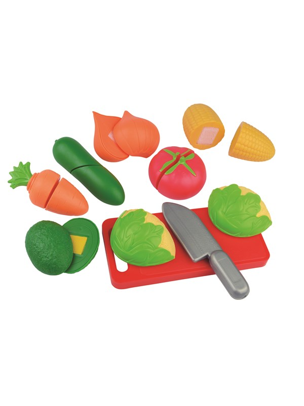Image of   Junior Home Vegetable Play Set