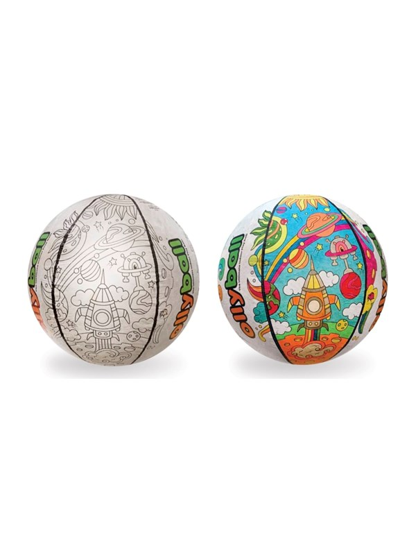 Amo Toys Ollyball - The Ultimate Indoor Play ball