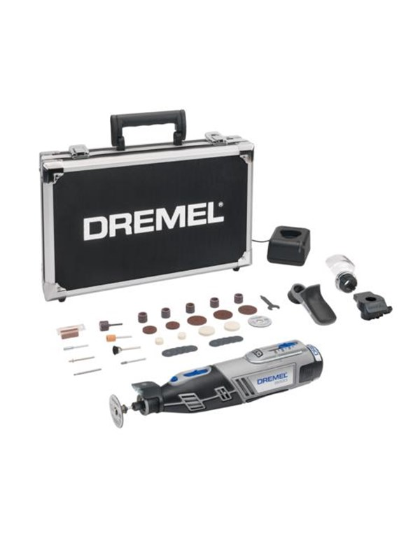 Dremel Multitool 8220-335 12V Li-Ion Expert Set